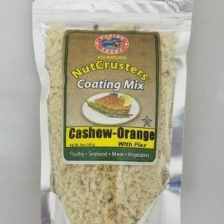 NutCrusters Cashew Orange with Flax