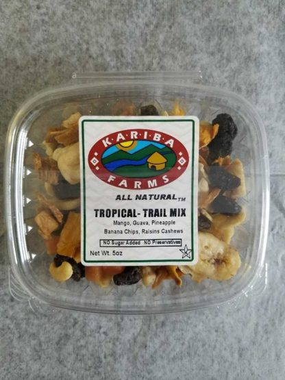 Tropical Trailmix 5oz Package