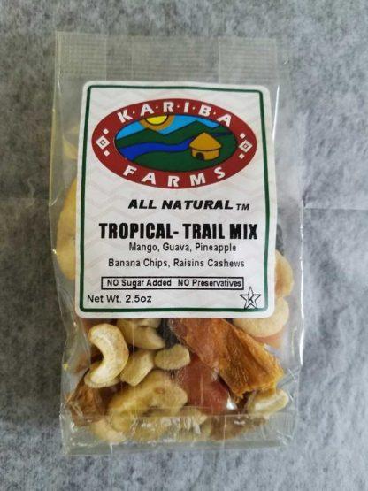 Tropical Trail Mix 2.5 oz
