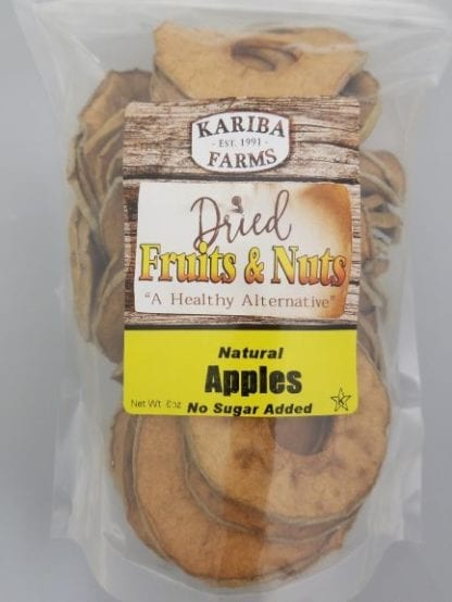 Kariba Natural Apple Slices