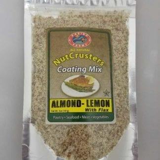 NutCrusters Almond Lemon Panko Flax