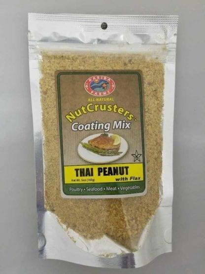NutCrusters Thai Peanut Panko Flax