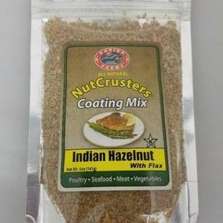 Nutcrusters Indian Hazelnut with Flax