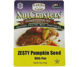 NutCrusters Zesty Pumpkin Seed Flax