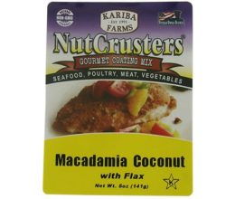 NutCtrusters Macadamia Coconut Gourmet Coating