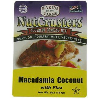 NutCtrusters Macadamia Coconut Gourmet Coating