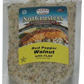 NutCrusters Red Pepper Walnut Filled Bag 5.5oz