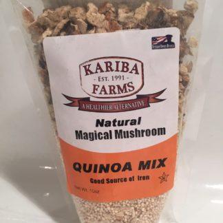 Natural Magical Mushroom Quinoa Mix