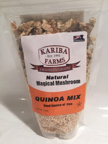 Natural Magical Mushroom Quinoa Mix