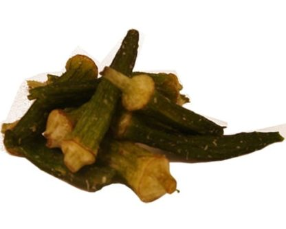 Dried Okra Chips