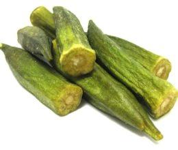 Dried Okra