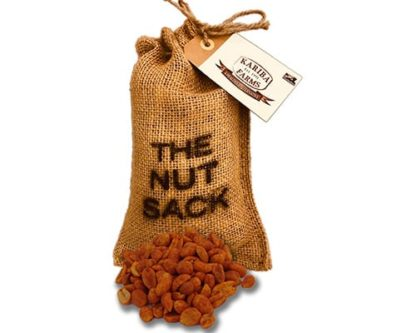 Kariba Nut Sack with Spicy Peanuts