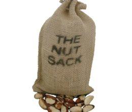 Nut Sack Brazil Nuts