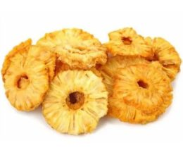 Dried Pineapple Rings - All Natural